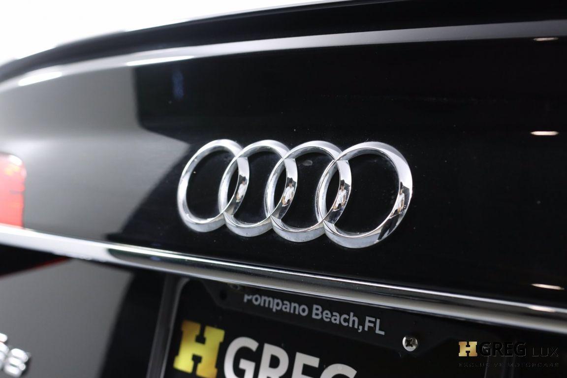 2016 Audi S8 Plus #23