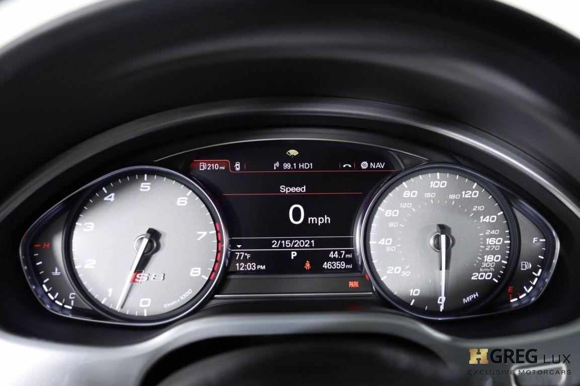 2016 Audi S8 Plus #58