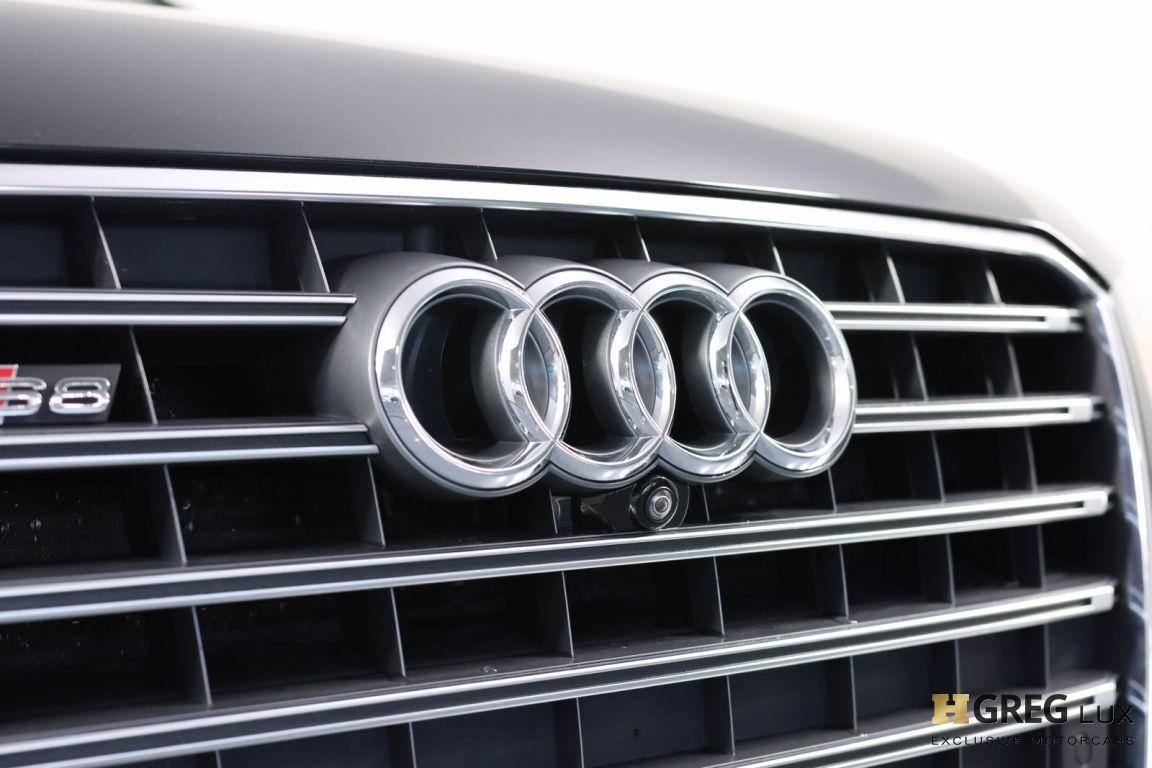 2016 Audi S8 Plus #6