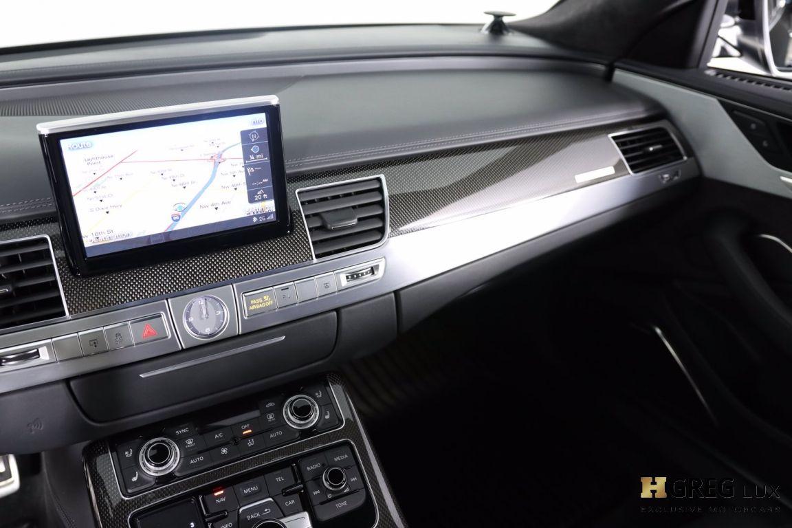 2016 Audi S8 Plus #45