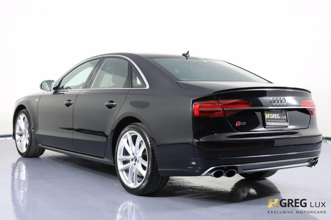 2016 Audi S8 Plus #24