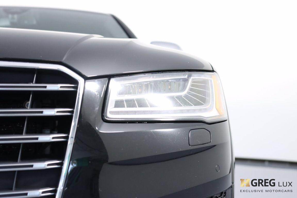 2016 Audi S8 Plus #5