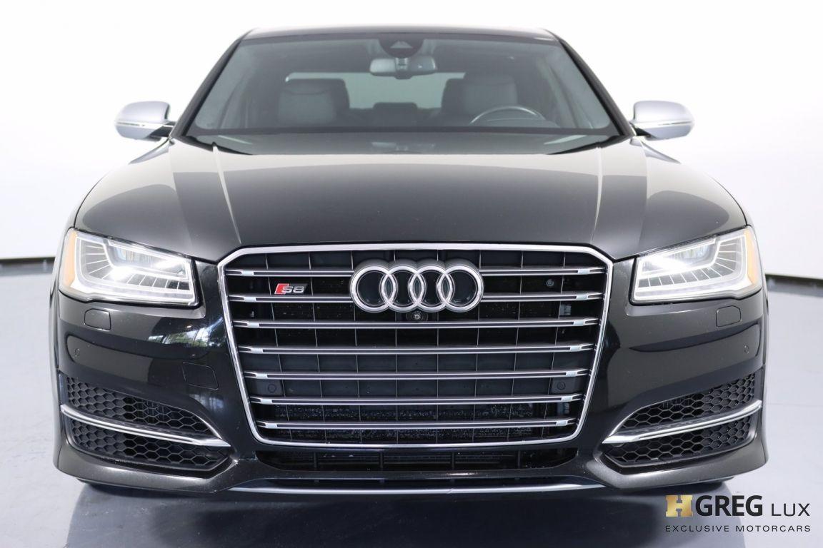 2016 Audi S8 Plus #3