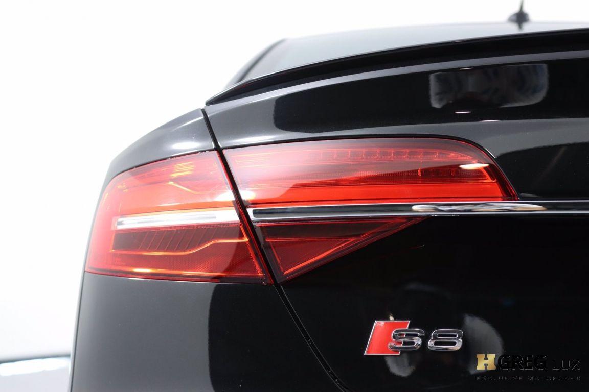 2016 Audi S8 Plus #20
