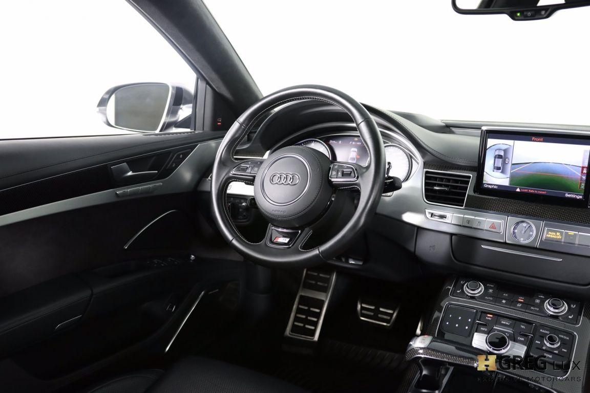 2016 Audi S8 Plus #53