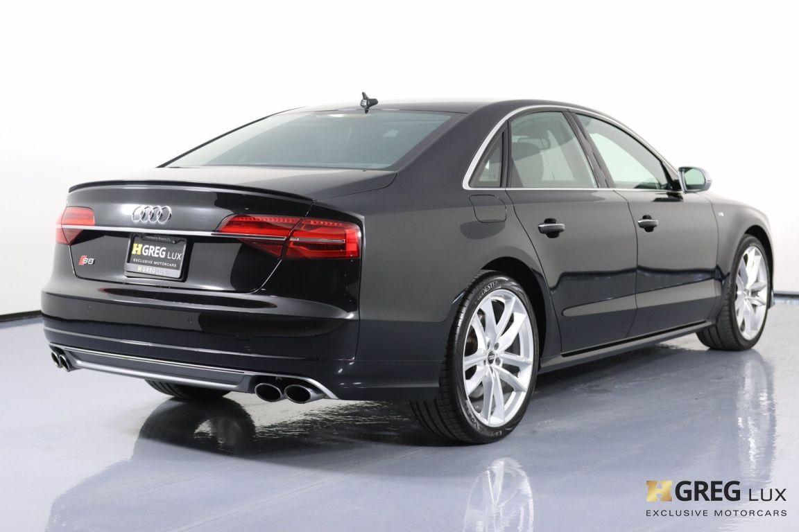 2016 Audi S8 Plus #18