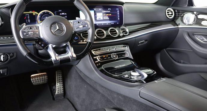 2020 Mercedes Benz E Class AMG E 63 S #1