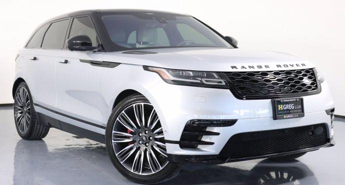 2018 Land Rover Range Rover Velar  #0