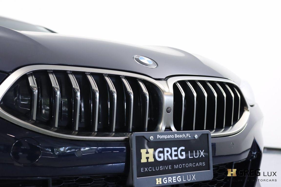2020 BMW 8 Series M850i #6