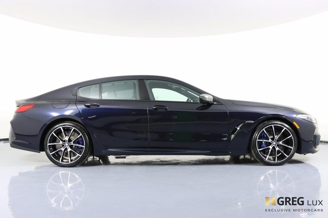2020 BMW 8 Series M850i #11