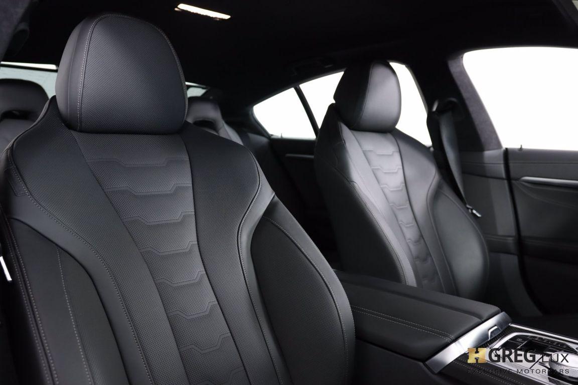 2020 BMW 8 Series M850i #37