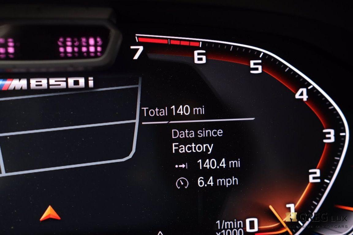 2020 BMW 8 Series M850i #61