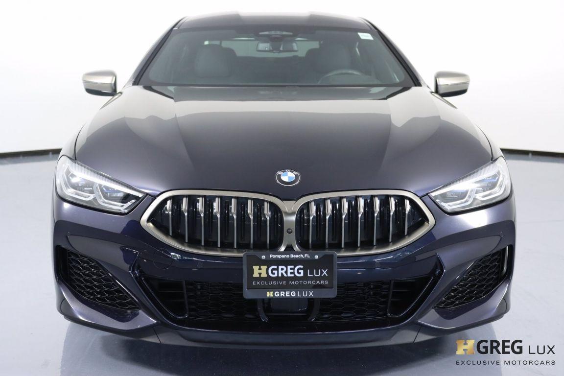 2020 BMW 8 Series M850i #3