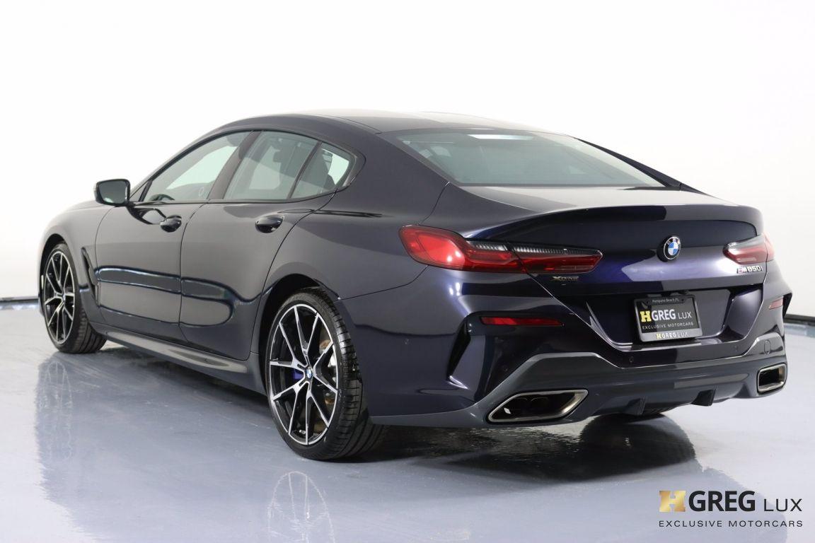 2020 BMW 8 Series M850i #25