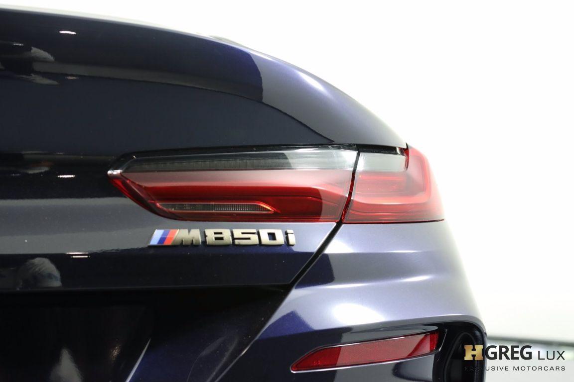 2020 BMW 8 Series M850i #21