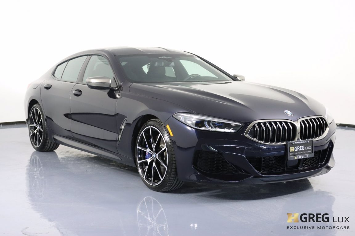 2020 BMW 8 Series M850i #10