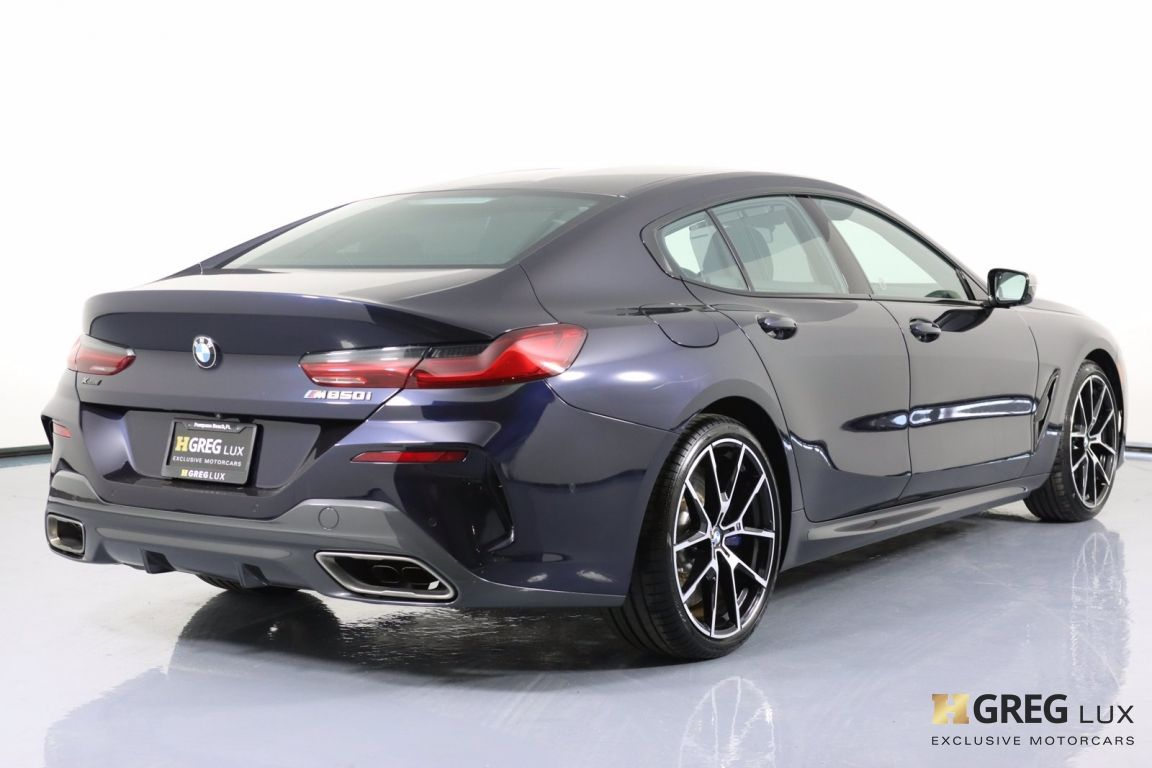 2020 BMW 8 Series M850i #18
