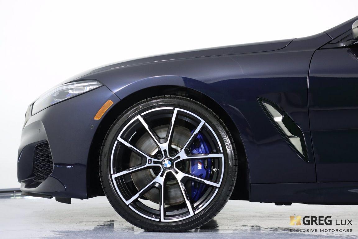 2020 BMW 8 Series M850i #27