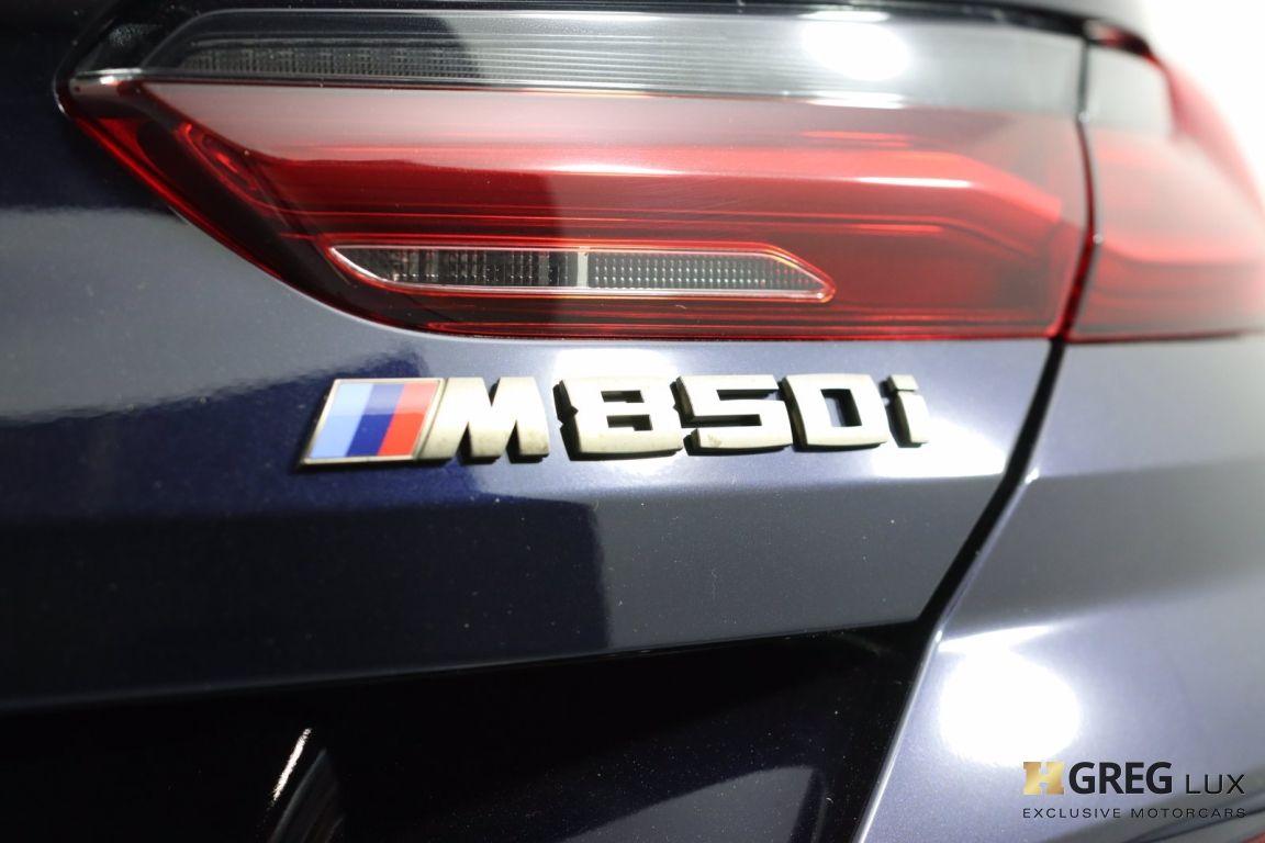 2020 BMW 8 Series M850i #23