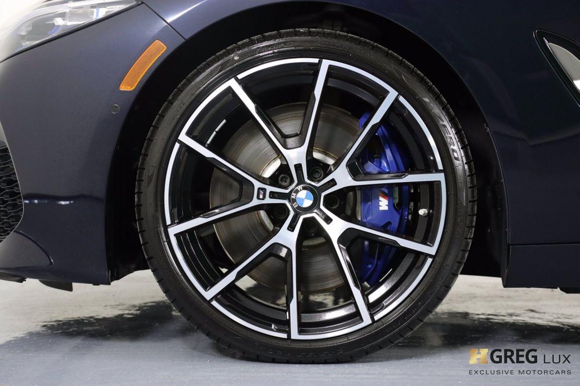 2020 BMW 8 Series M850i #28