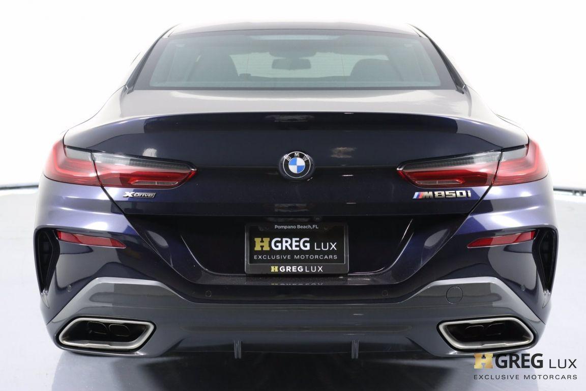 2020 BMW 8 Series M850i #19