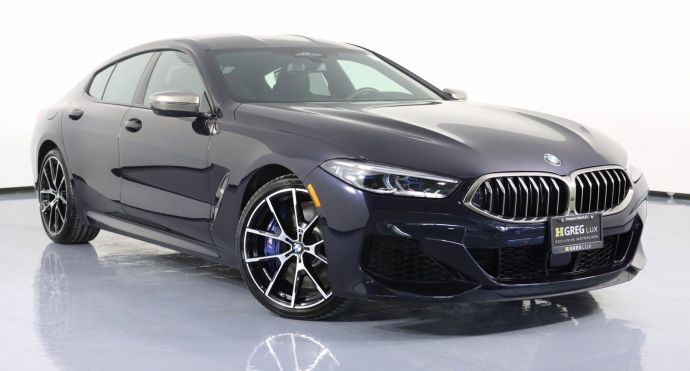 2020 BMW 8 Series M850i #0