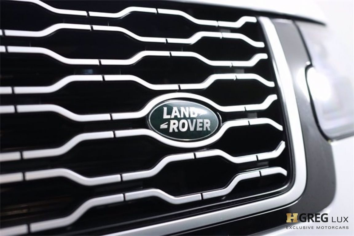 2020 Land Rover Range Rover Supercharged #8
