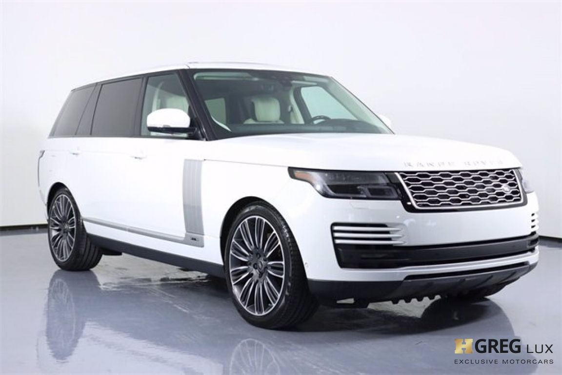2020 Land Rover Range Rover Supercharged #11