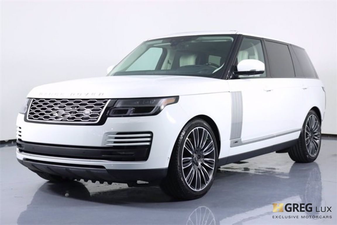 2020 Land Rover Range Rover Supercharged #31