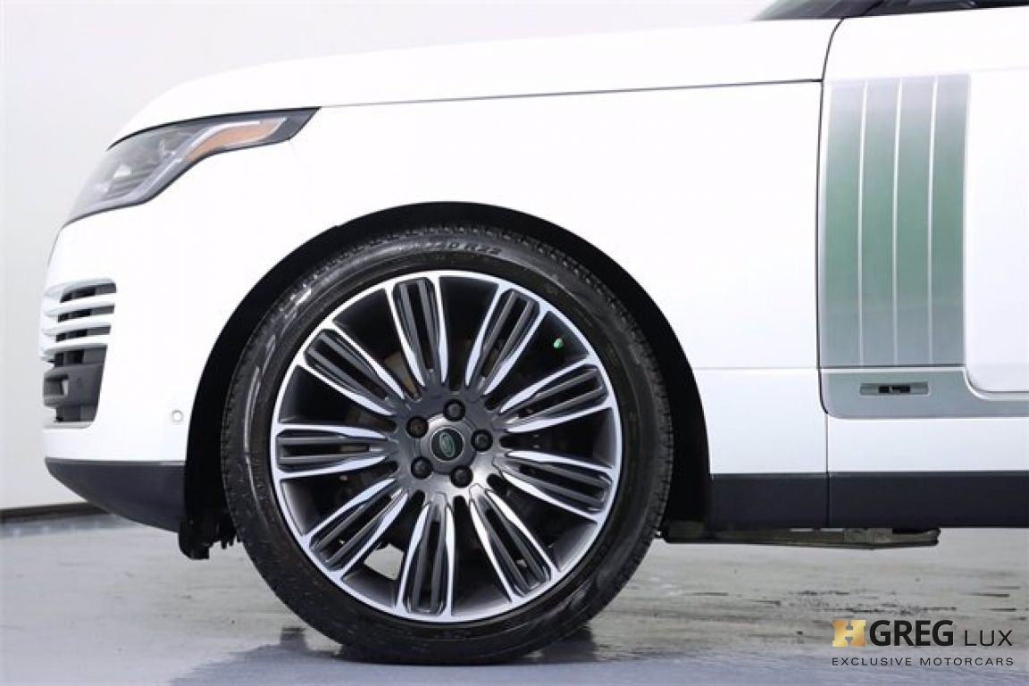 2020 Land Rover Range Rover Supercharged #27