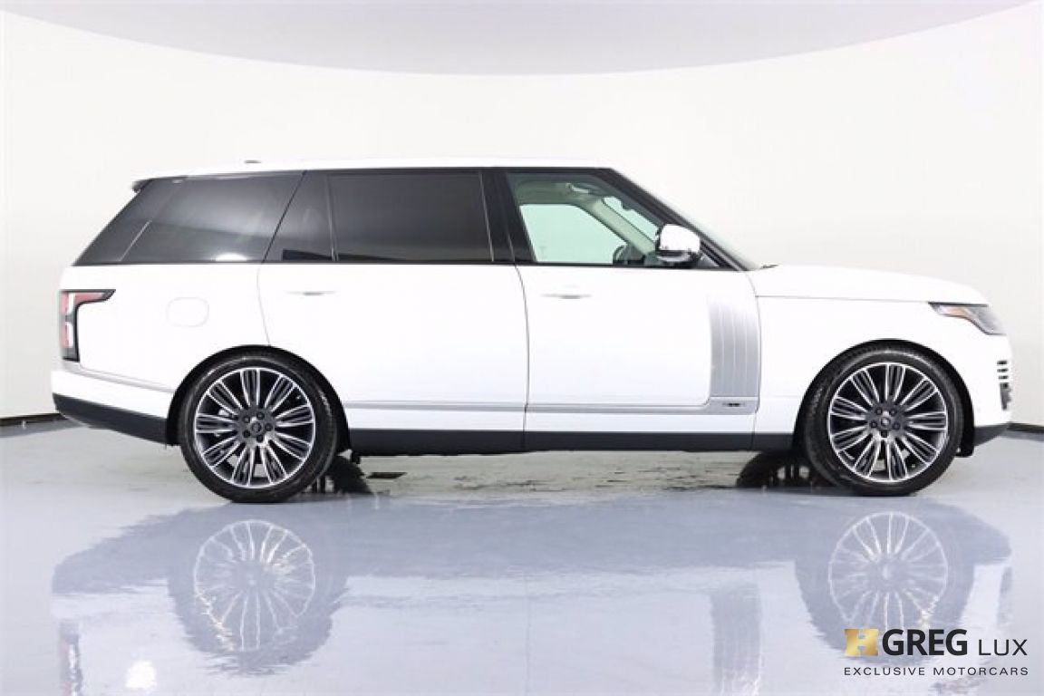2020 Land Rover Range Rover Supercharged #12