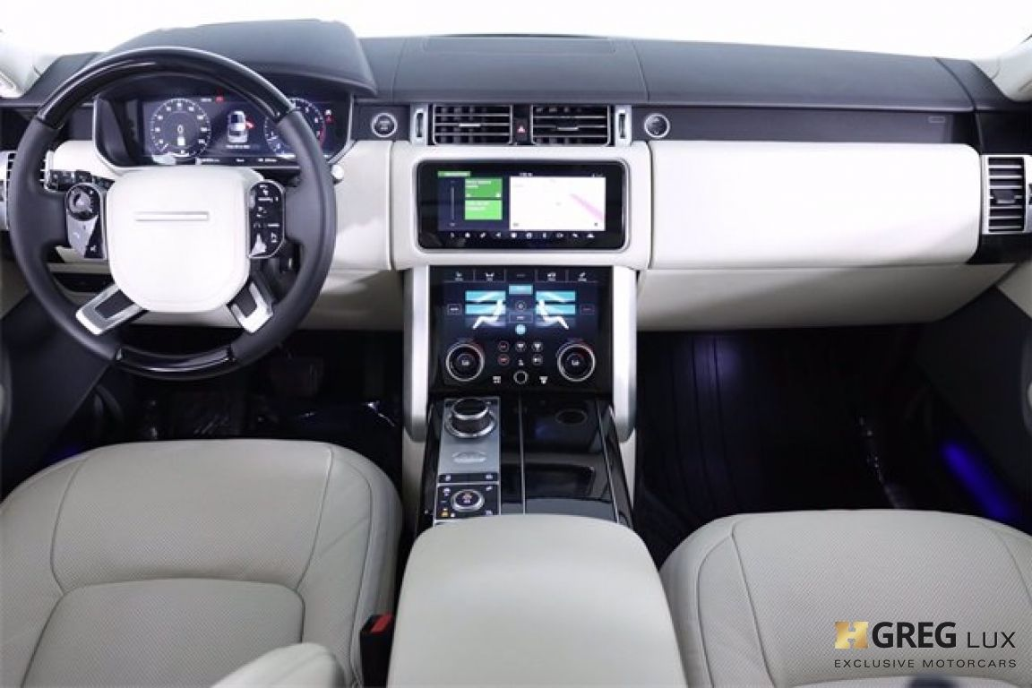 2020 Land Rover Range Rover Supercharged #61