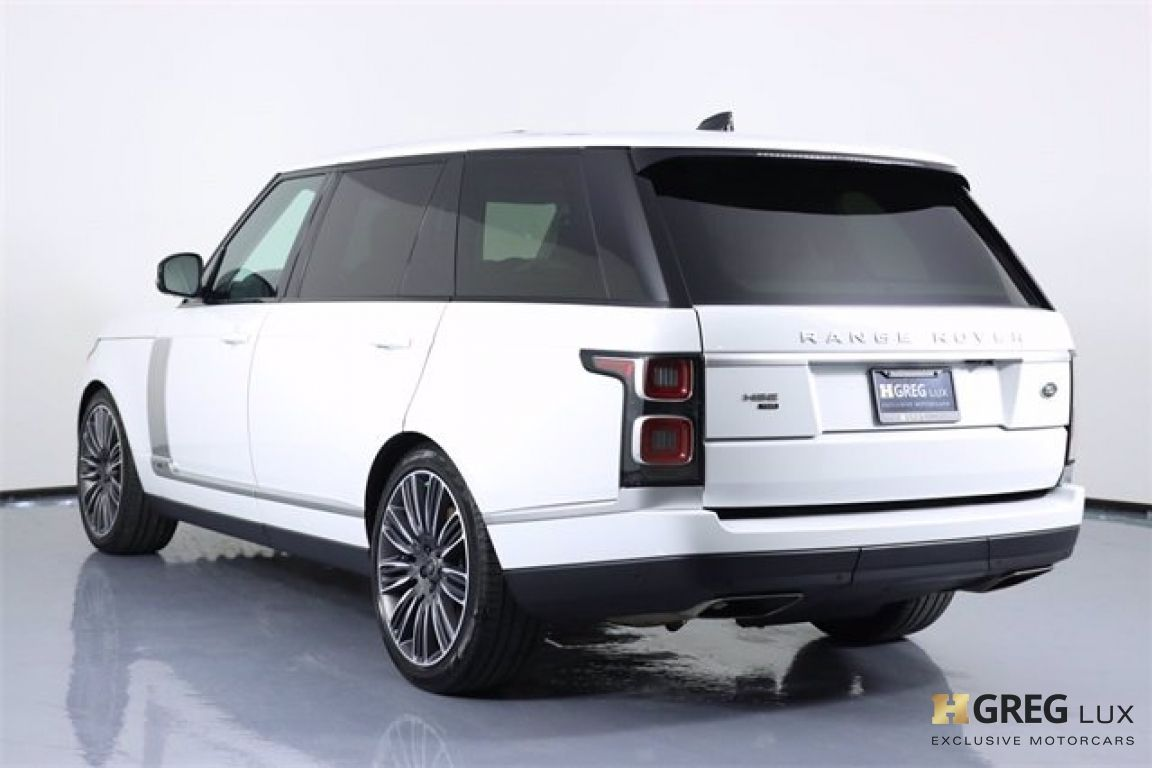 2020 Land Rover Range Rover Supercharged #25