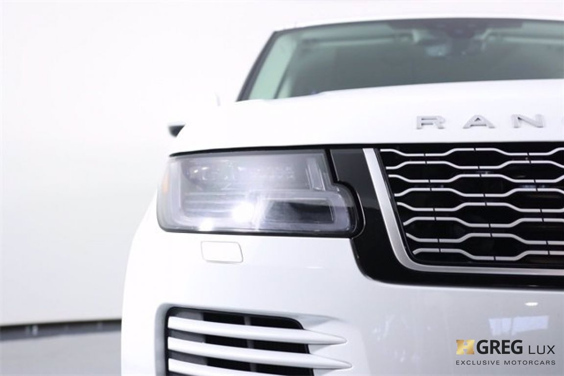 2020 Land Rover Range Rover Supercharged #5