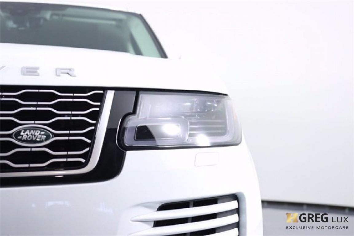 2020 Land Rover Range Rover Supercharged #6