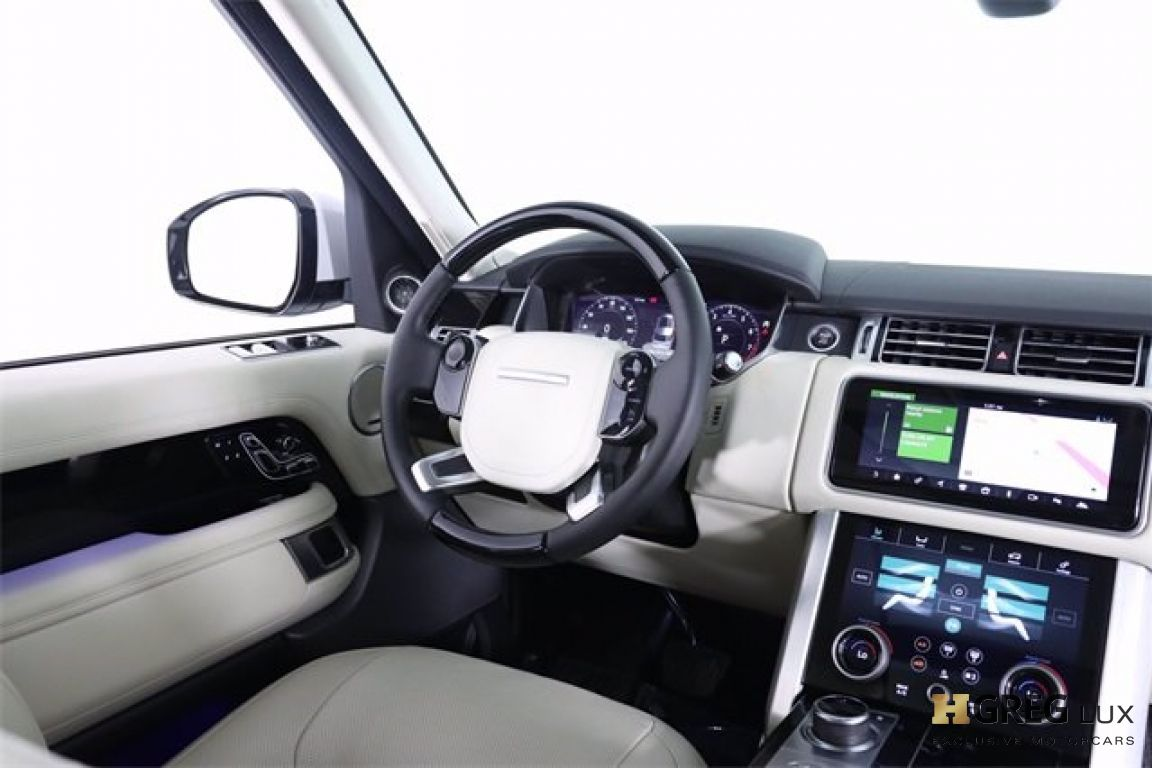 2020 Land Rover Range Rover Supercharged #59