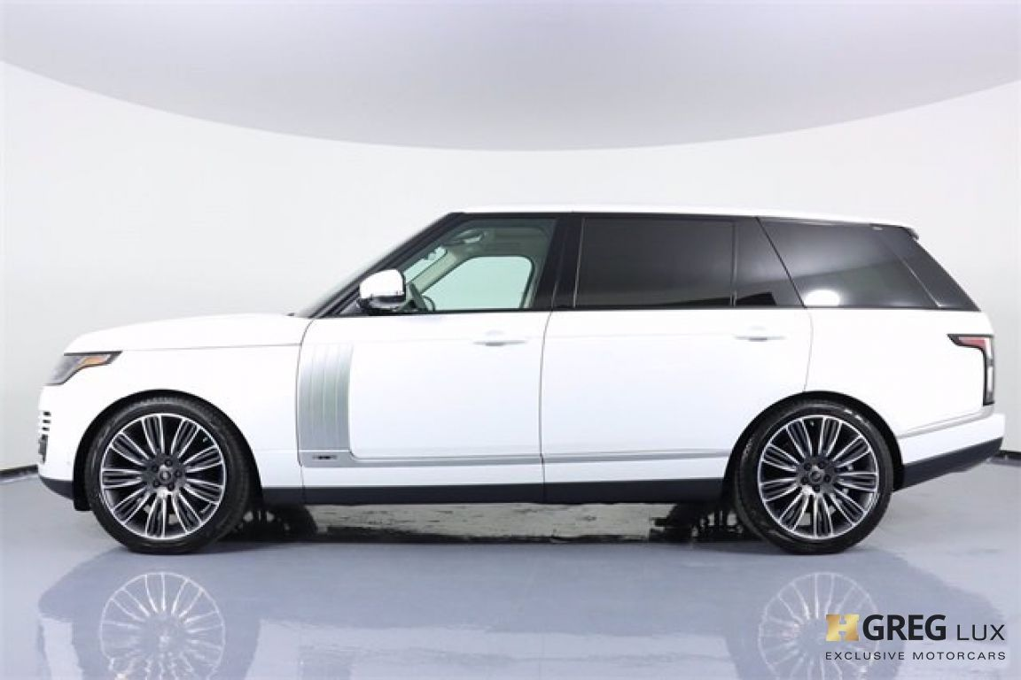 2020 Land Rover Range Rover Supercharged #26