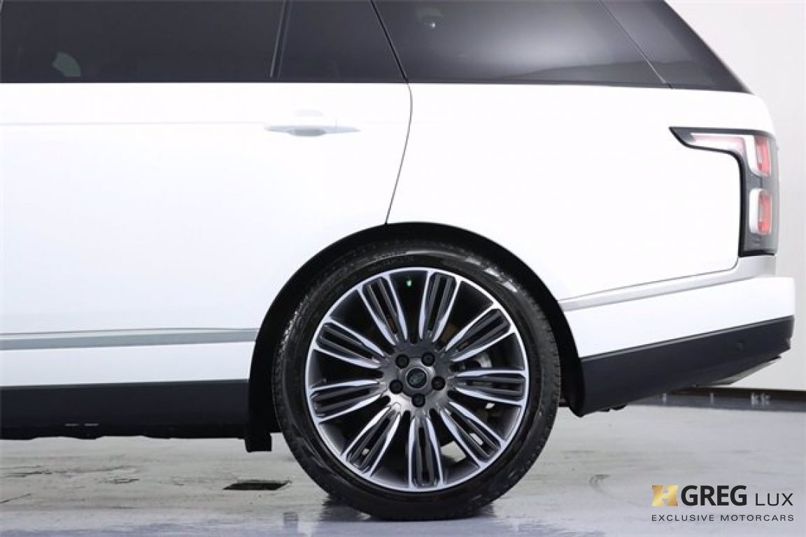 2020 Land Rover Range Rover Supercharged #29