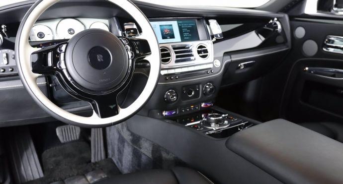 2017 Rolls Royce Ghost Base #1