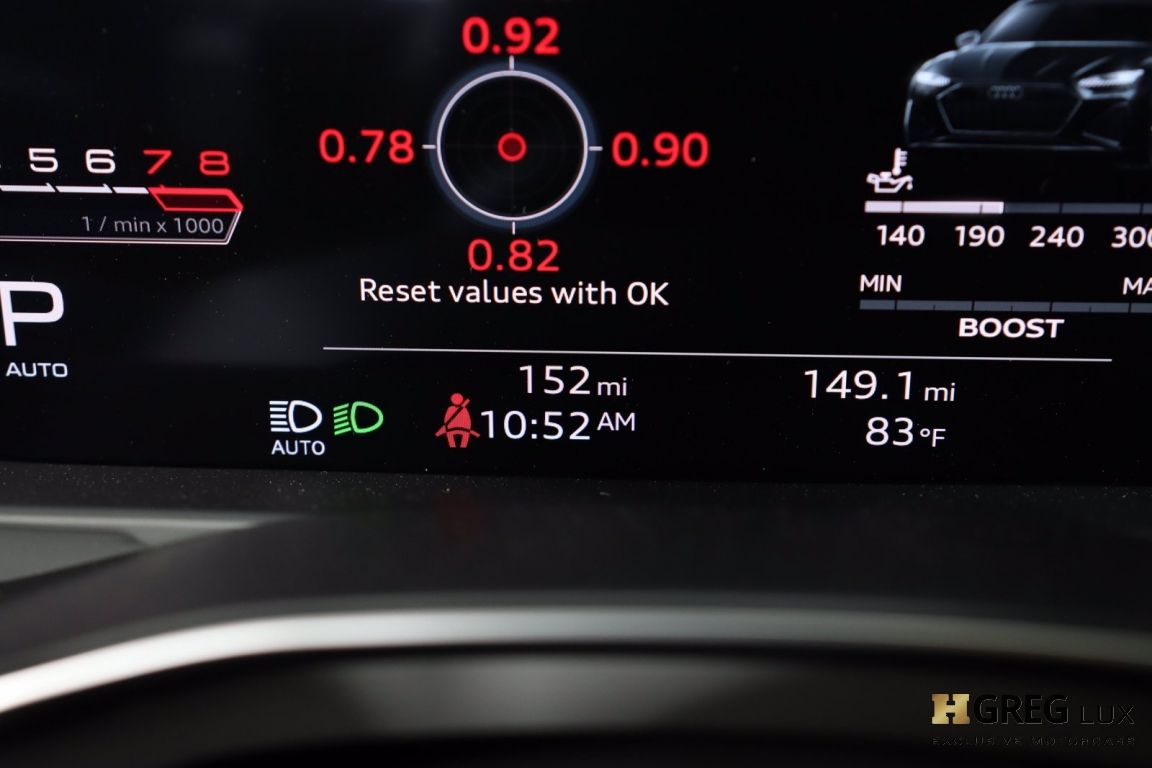 2021 Audi RS 6 Avant 4.2 #63