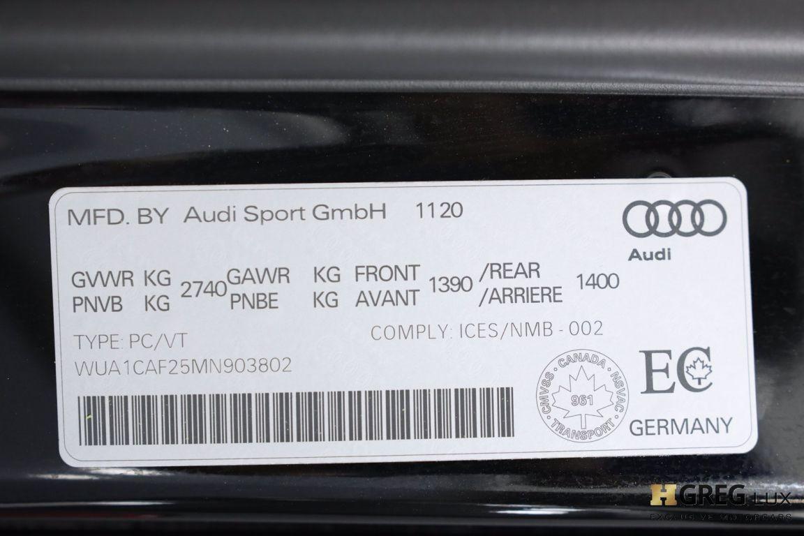 2021 Audi RS 6 Avant 4.2 #72