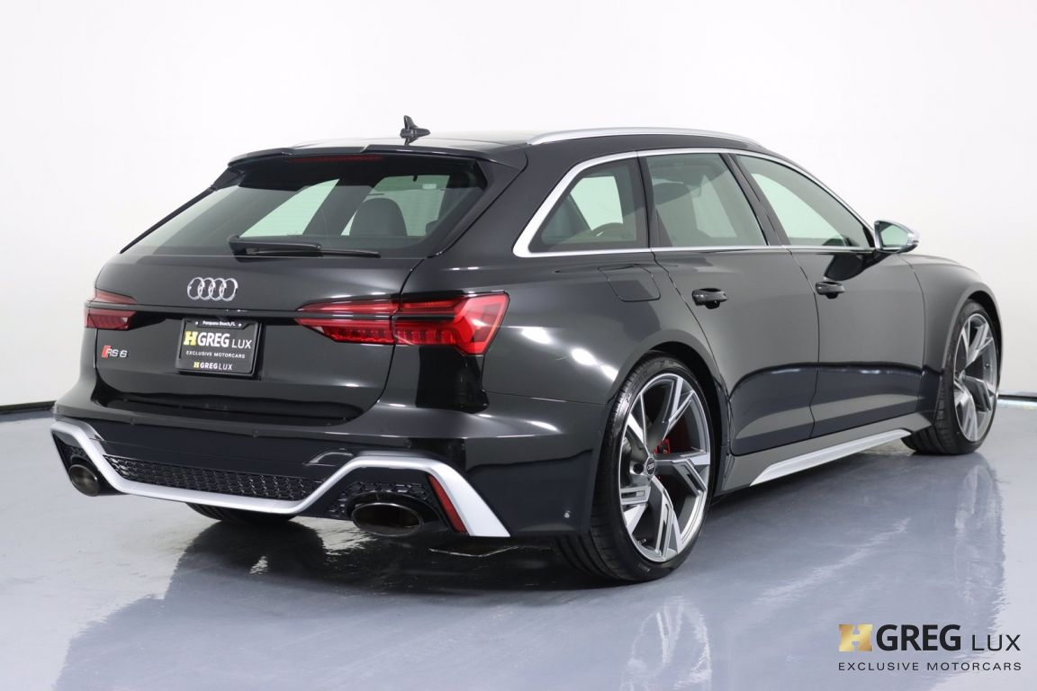 2021 Audi RS 6 Avant 4.2 #18