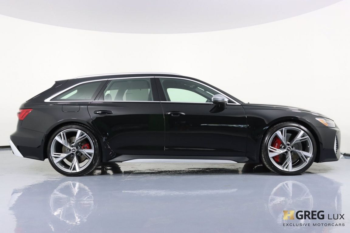 2021 Audi RS 6 Avant 4.2 #11