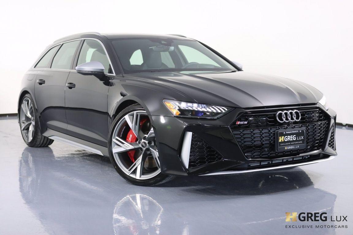 2021 Audi RS 6 Avant 4.2 #0
