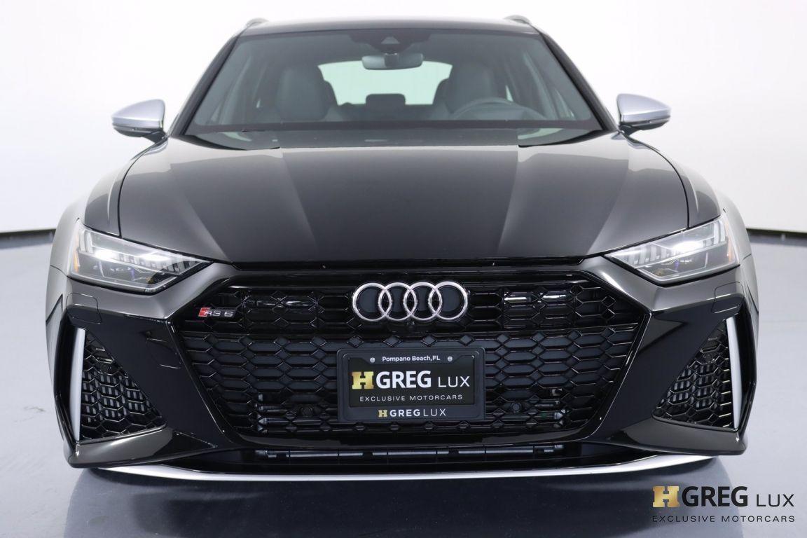 2021 Audi RS 6 Avant 4.2 #3