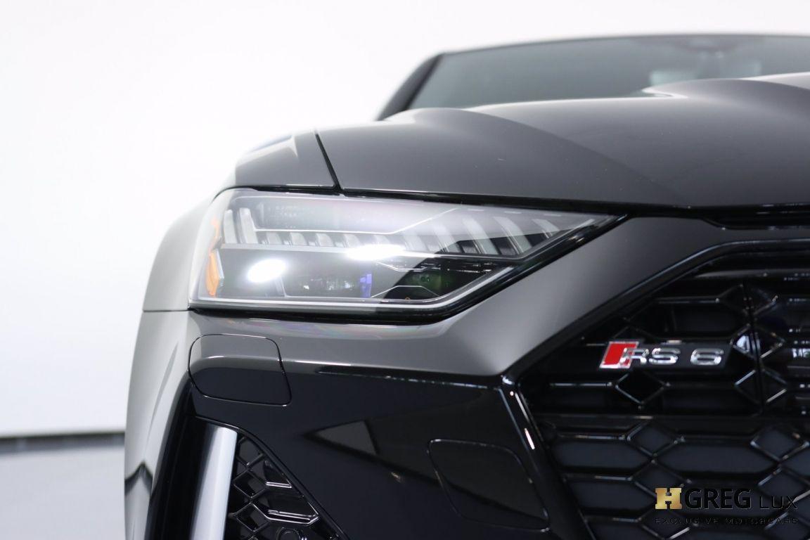 2021 Audi RS 6 Avant 4.2 #4