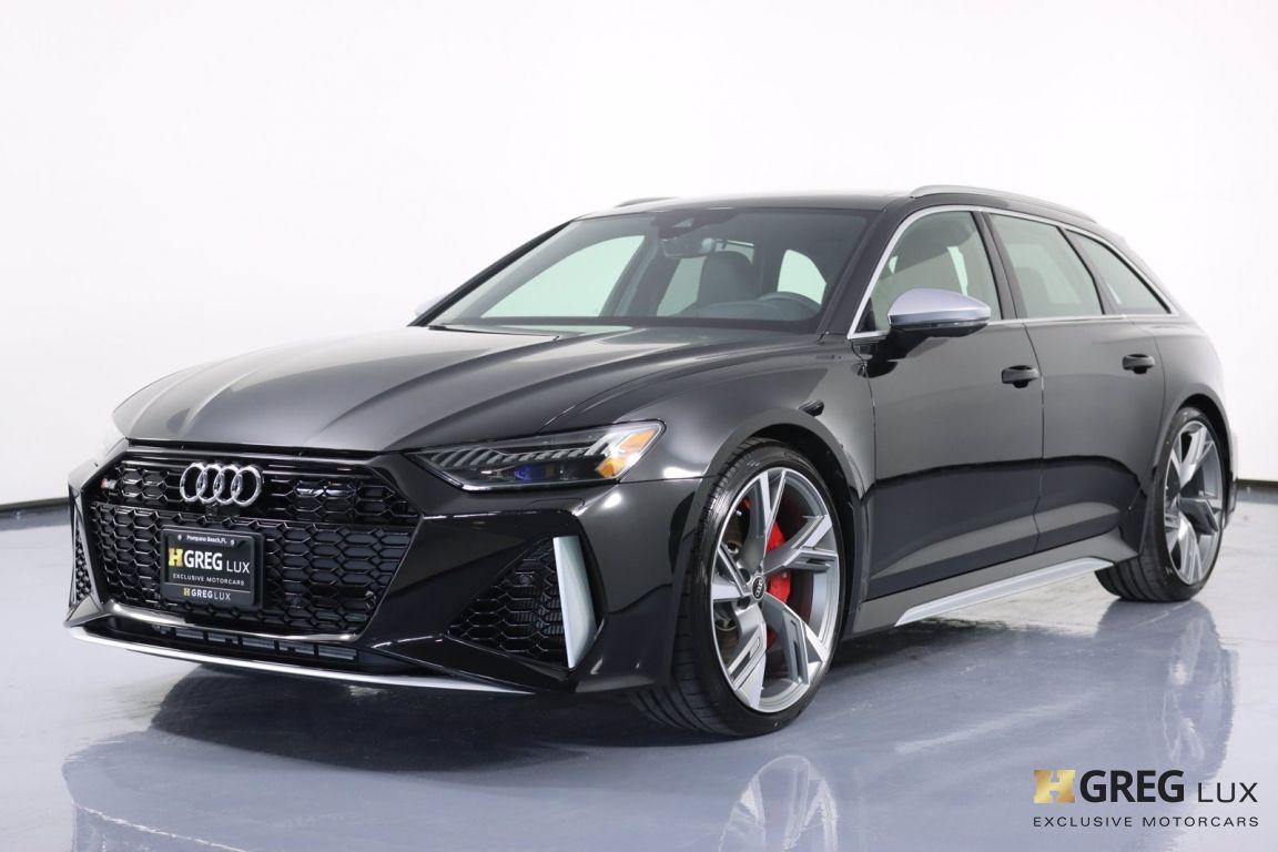 2021 Audi RS 6 Avant 4.2 #31
