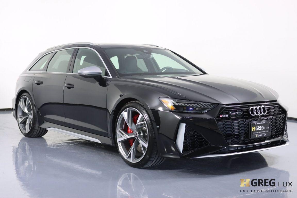 2021 Audi RS 6 Avant 4.2 #10