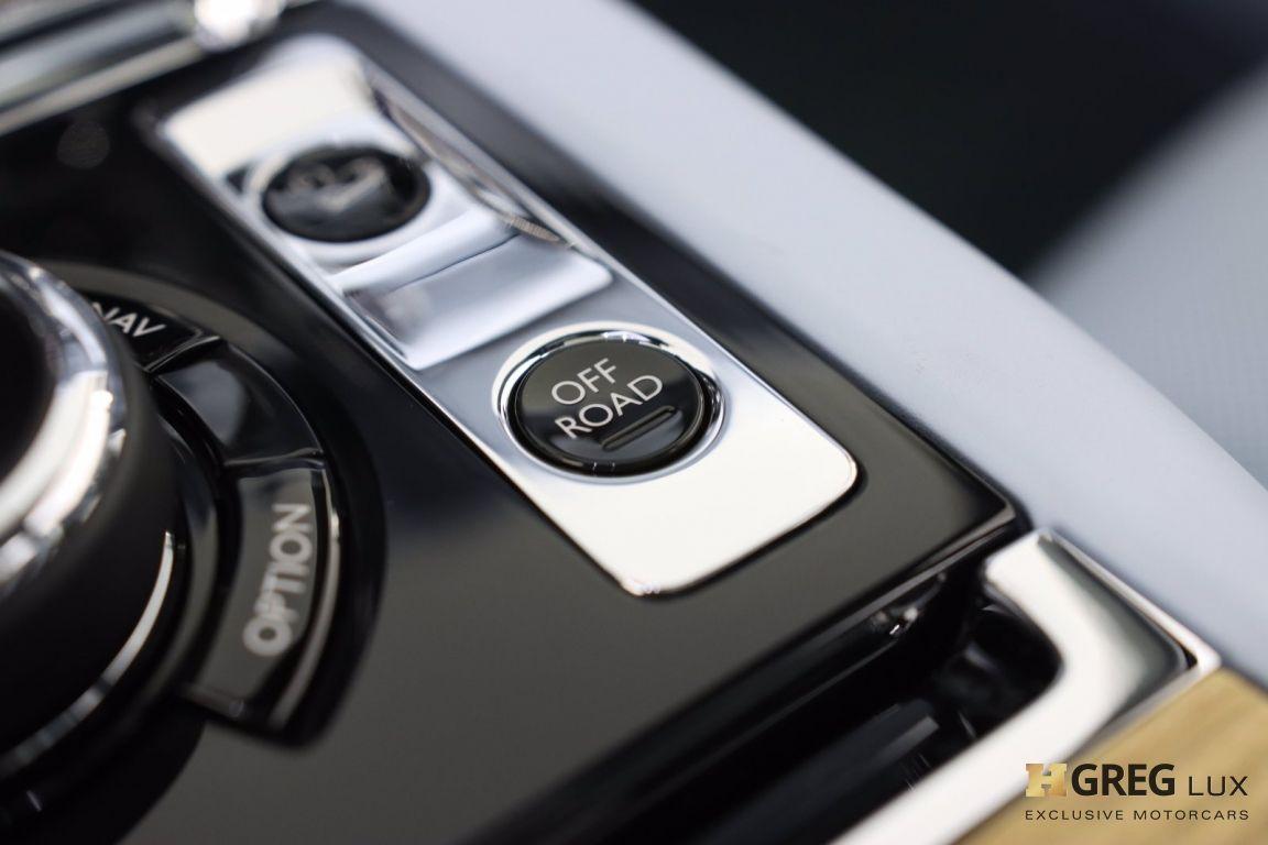 2019 Rolls Royce Cullinan  #49