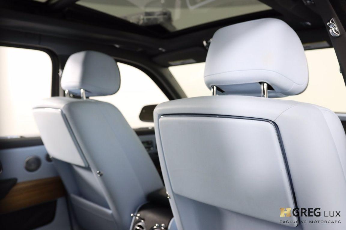 2019 Rolls Royce Cullinan  #61